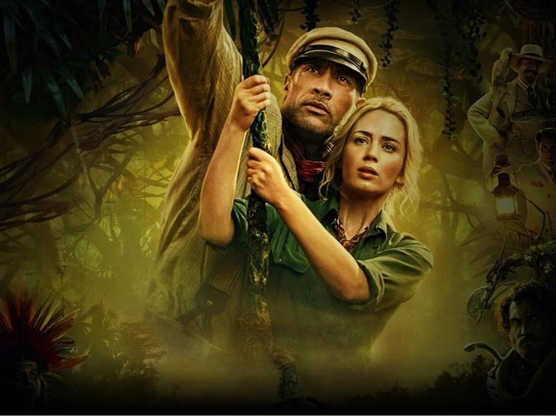 Jungle Cruise (English)