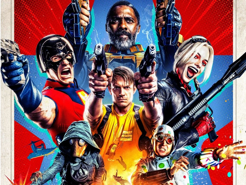 The Suicide Squad (English)