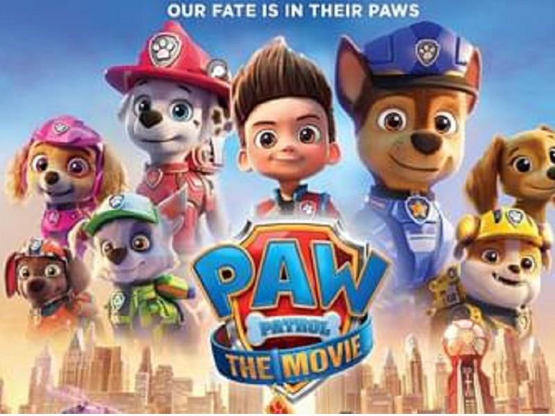 Paw Patrol: The Movie (English)