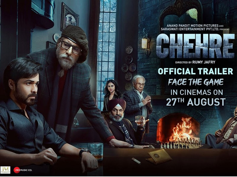 Chehre (Hindi)