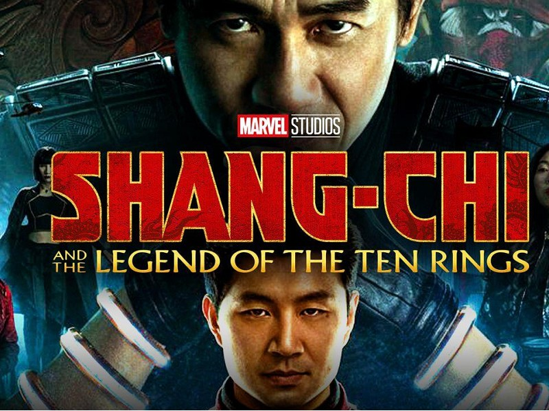 Shang-Chi And The Legend Of The Ten Rings (English)