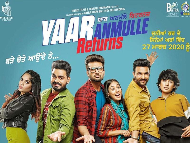 Yaar Anmulle Returns (Punjabi)