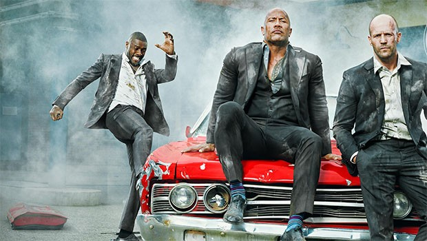 Fast & Furious: Hobbs & Shaw - Over 18