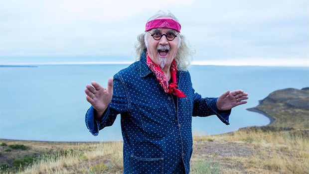 Billy Connolly: The Sex Life of Bandages.