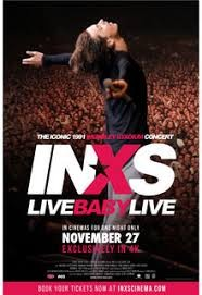 INXS: Live Baby Live At Wmbley Stadium in 4K