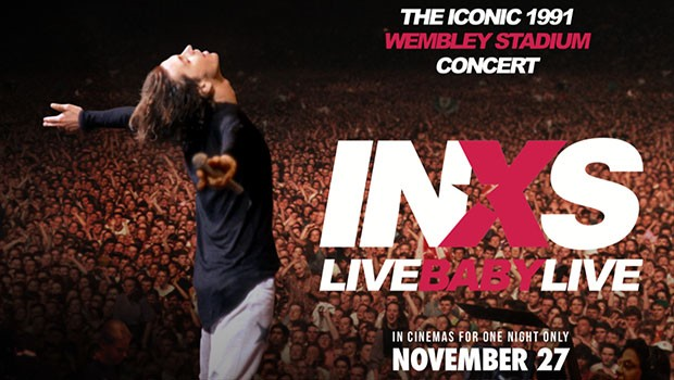 INXS: Live Baby Live At Wembley Stadium in 4K