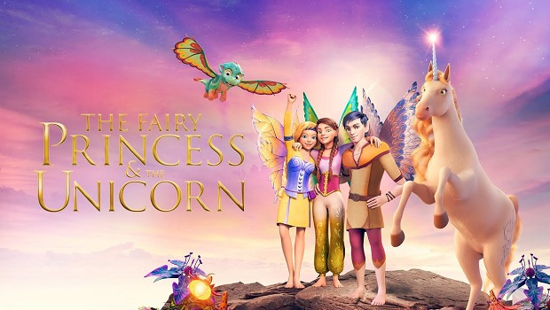 Fairy Princess & The Unicorn