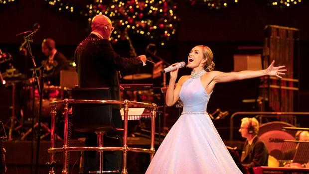Katherine Jenkins: Christmas Spectacular from the Royal Albert H