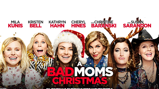 Bad Mom Christmas.Premiere Cinemas Romford