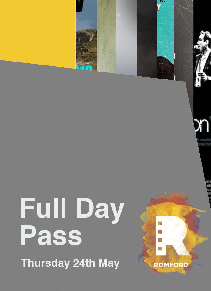 RFF - Thurday DAY PASS