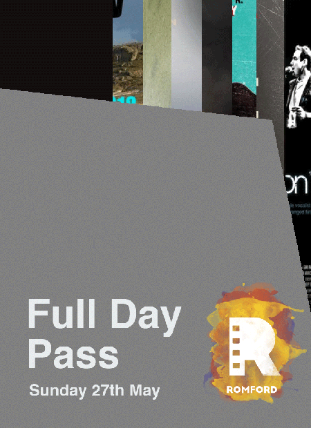RFF - Sunday DAY PASS
