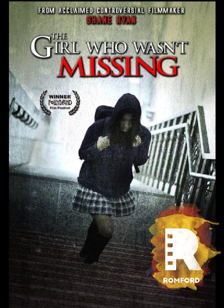 Shane Ryan Retrospective: The Girl Who Wasn't Missing.