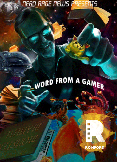 Word From A Gamer