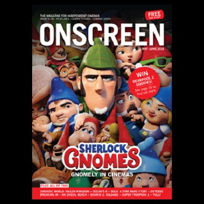 OnScreen Magazine May/June 2018