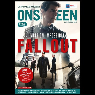 July/August OnScreen Magazine Now Available