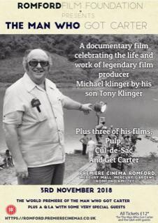 Michael Klinger Retrospective