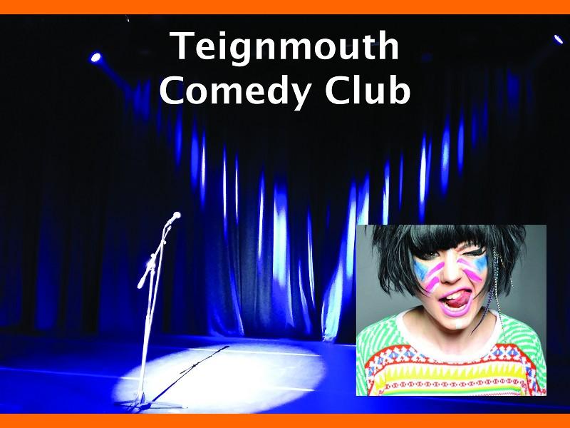 Comedy Club June 18