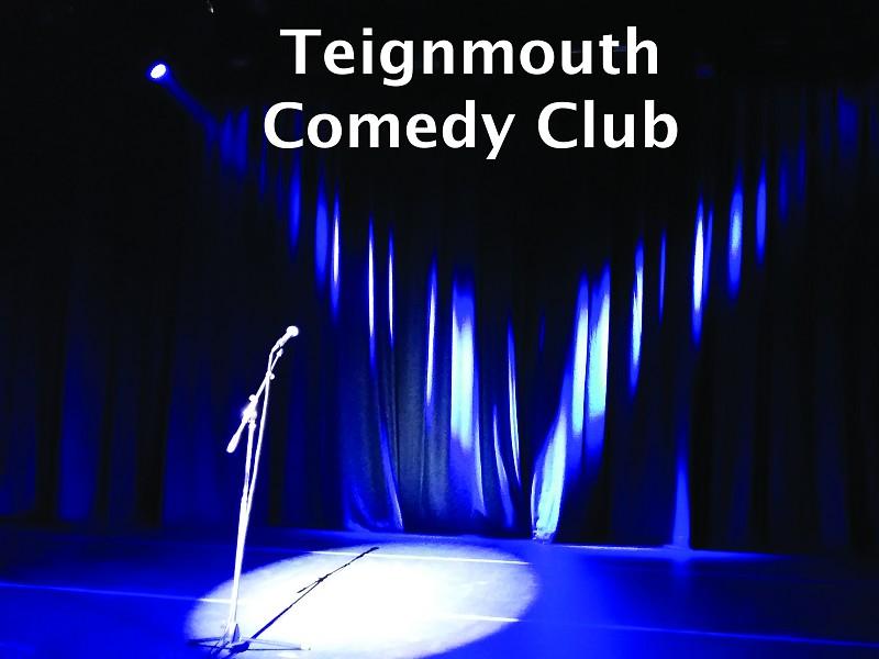 Comedy Club Aug 2018