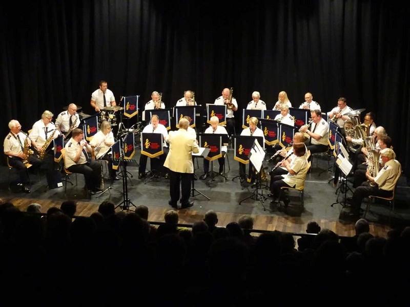 RAFA Concert Band 2021