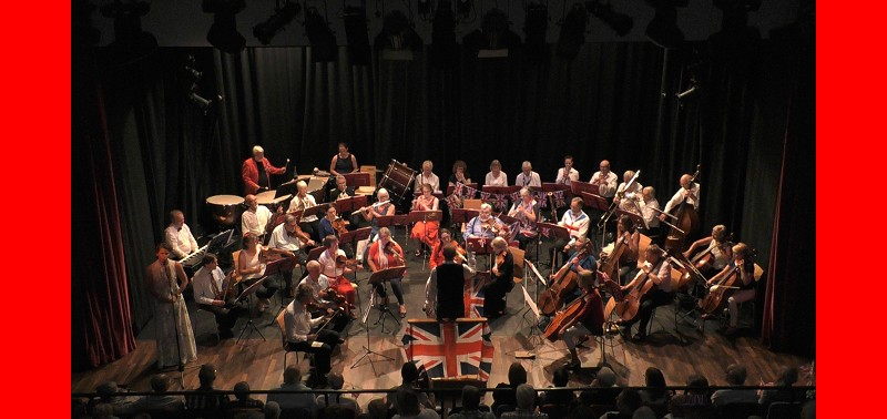 Newton Abbot Orchestra Christmas Concert 2018