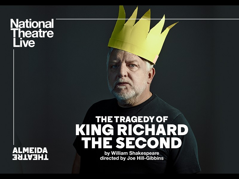 NT Live- The Tragedy of Richard II