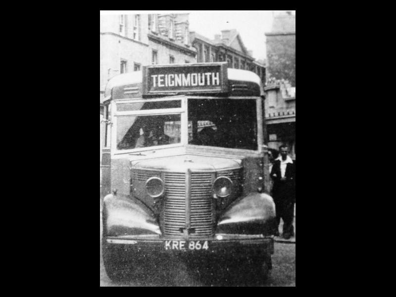 Viv Wilson - Teignmouth Retro