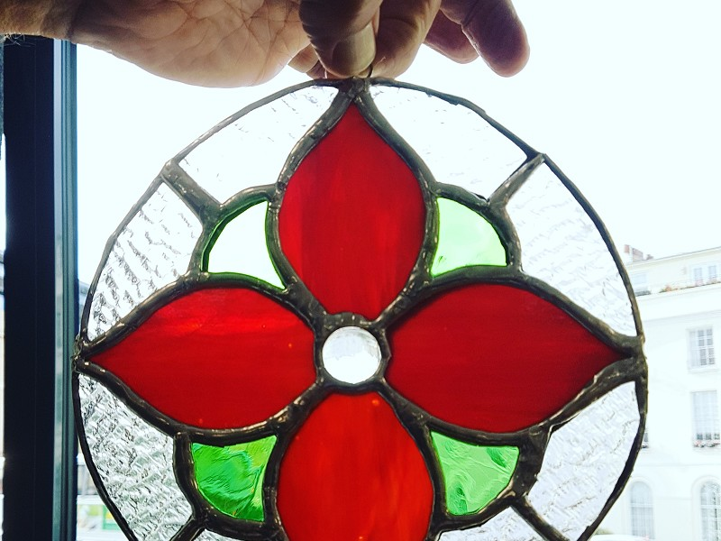 3 day Stained Glass Course