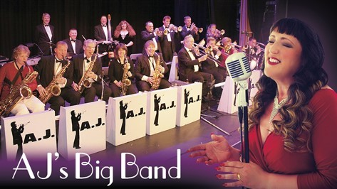 AJ's Big Band: Swinging & Singing