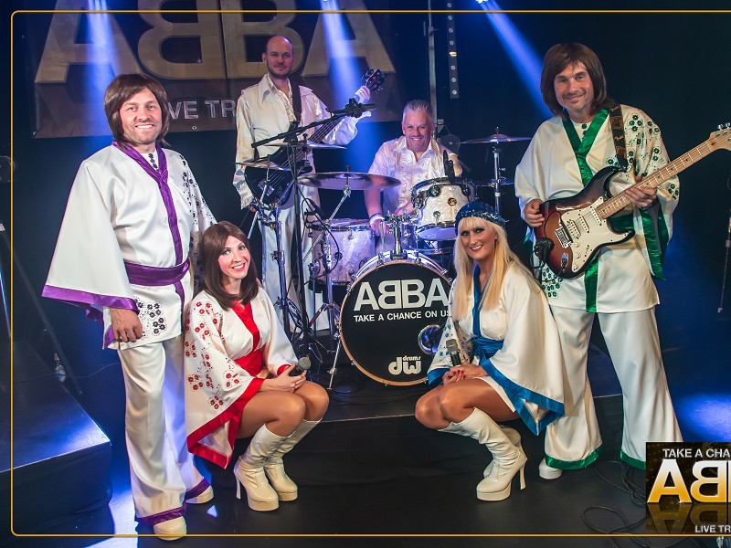 ABBA: Take A Chance On Us