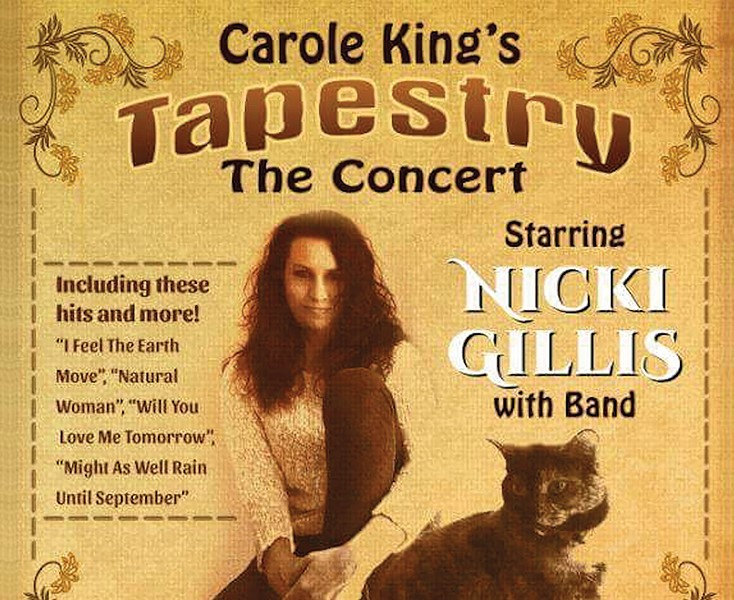 Carol King's Tapestry: The Concert