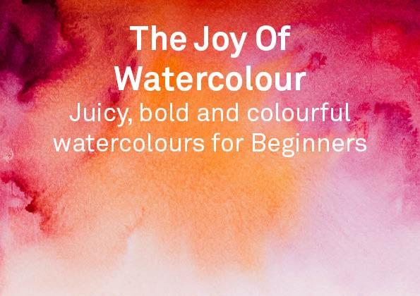 Joy Of Watercolour - Improvers