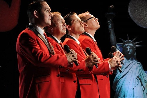 The New Jersey Boys 2021