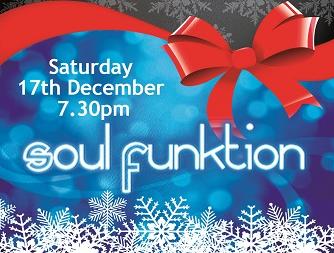 Festive Dance & Dine Soul Funktion
