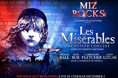les Miserables-  Staged Concert