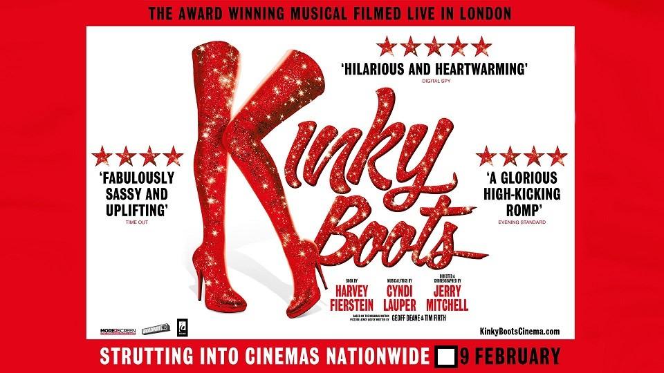 On Screen:Kinky Boots