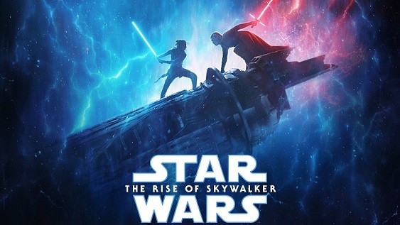 Star Wars- The Rise of Skywalker