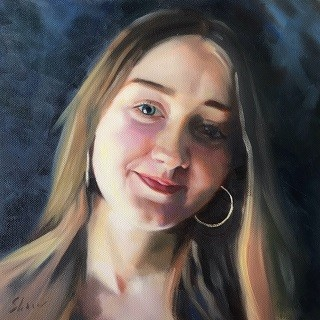 Vibrant oil portraits - Beginners and improvers