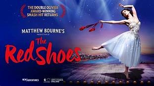 The Red Shoes - On Screen
