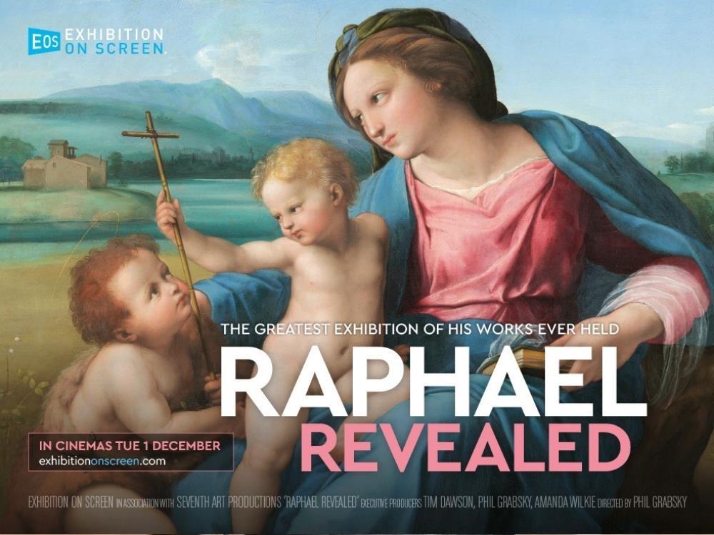 EOS - Raphael Revealed