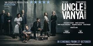 On Screen - Uncle Vanya