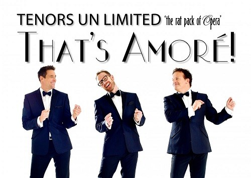 Tenors Un Limited That's Amore