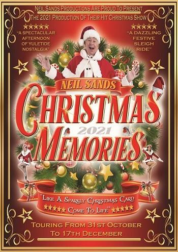 Neil Sands Christmas Memories 2020