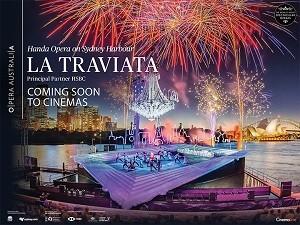 La Traviata Sydney Harbour