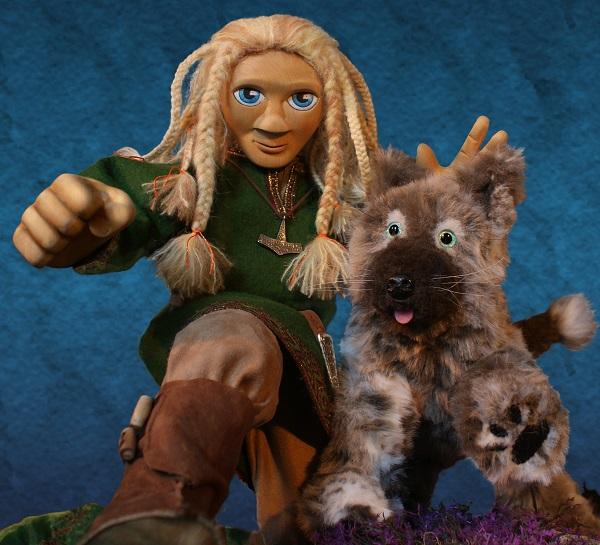 Freya The Viking