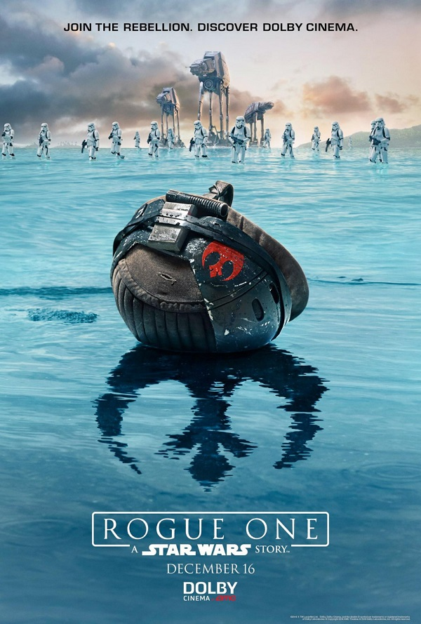 3D Rogue One: A Star Wars Story