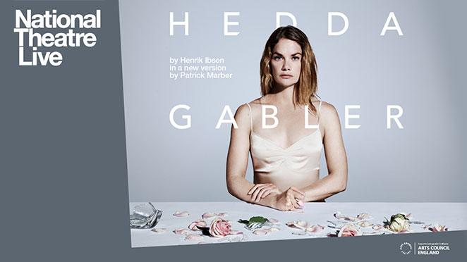 NT Live- Hedda Gabler