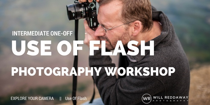 Flash Photography Workshop - Summer 2017