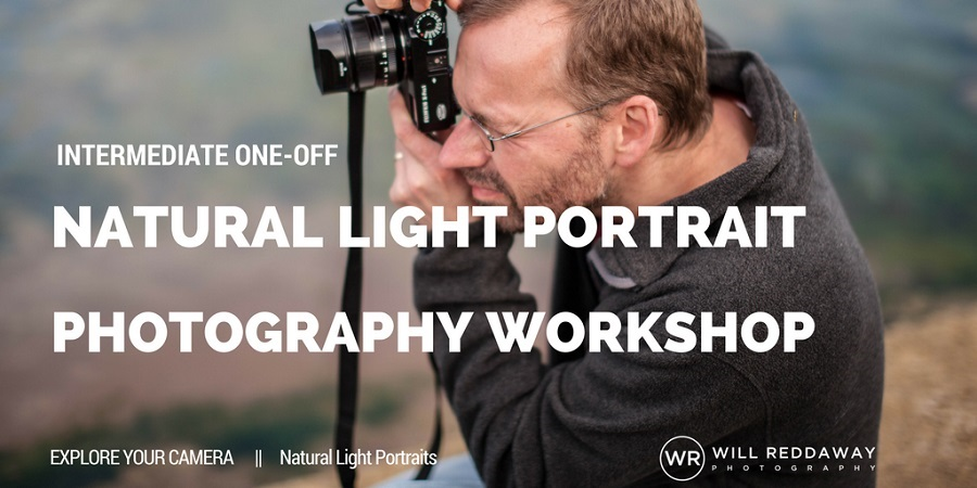 Natural Light Portraiture Workshop - Spring 2017