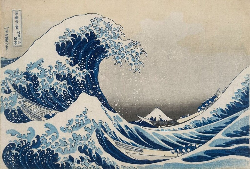 British Museum Presents - Hokusai