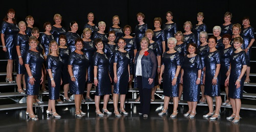 The Chordettes and Guests Charity Concert